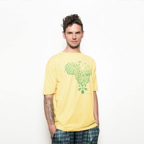 """LT identity. Marškinėliai """"Ąžuolas""""."""